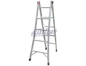 Escada Aluminio Articulada EA