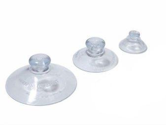 Ventosa Silicone (EB 2 Peças)