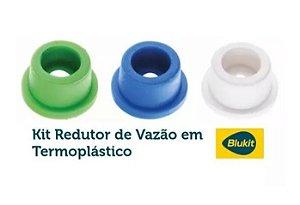 Redutor Vazão Kit com 3 Peças