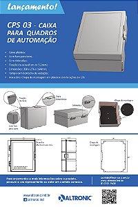 Caixa Painel para Quadros de Automação CPS 03