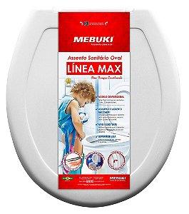 Assento Sanitario Oval Linea Max