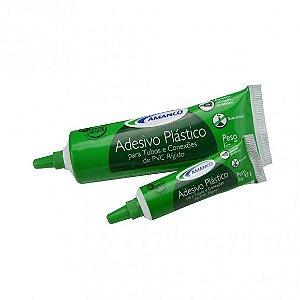 Adesivo Plastico Amanco Bisnaga p/Tubos e Conexões de PVC