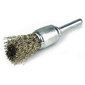 Escova de Aço Tipo Pincel com Haste