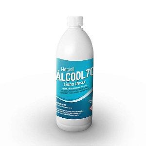 Alcool 70 Liquido - 1 Litro