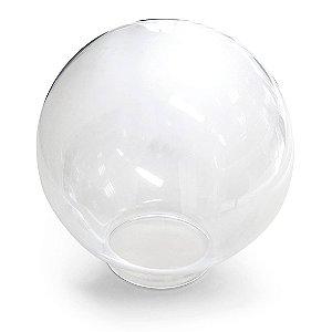 Globo Vidro Transparente 15x28
