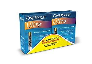 Tiras para glicose - Leve 100un Pague 75un  - OneTouch