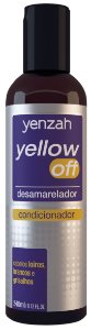Yenzah Yellow Off Condicionador - 240 ml