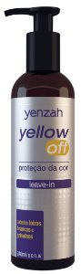 Leave-in Yenzah Yellow Off - 240 ml
