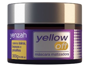 Yenzah Yellow Off Máscara Matizadora - 300 g