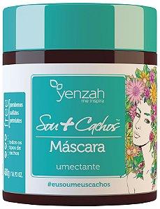 Yenzah Máscara Umectante Sou + Cachos 480g