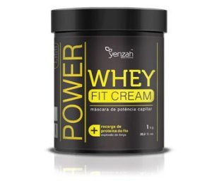 Yenzah Máscara Whey Fit Cream