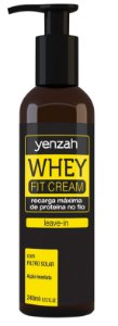 Yenzah Leave in Whey Fit Cream 240ml