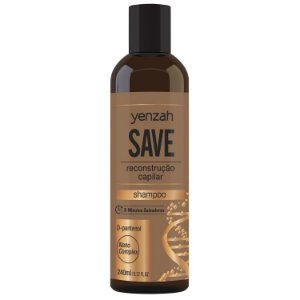 Yenzah Shampoo SAVE - 240ml
