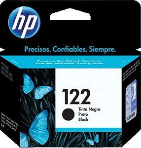 Cartucho comestível HP 122 PRETO-COLOR