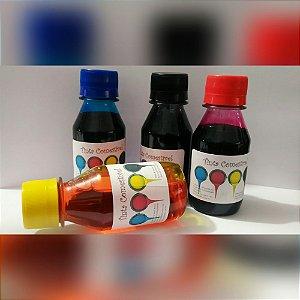 Kit Tintas comestivel de 500ml  HP / EPSON /CANON