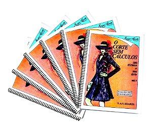 Kit com 6 Livros 2º Volume Magic-Corte com 20% de desconto - EXCLUSIVO PARA PROFESSORAS