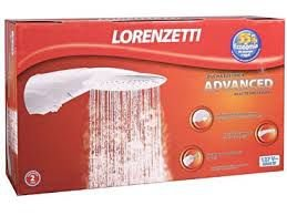 Ducha Lorenzetti Advanced Multitemperatura 7500W x 220V