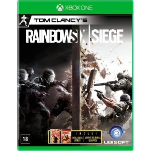 Jogo Tom Clancly's: Rainbow Six Siege - Xbox One