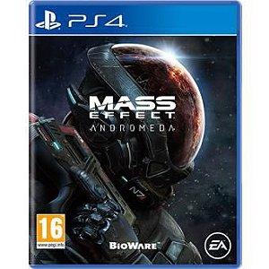 Jogo Mass Effect: Andromeda - PS4