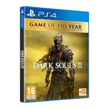Jogo Dark Souls III: The Fire Fades Edition - PS4