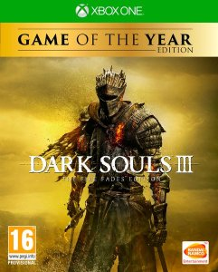 Jogo Dark Souls III: The Fire Fades Edition - Xbox One