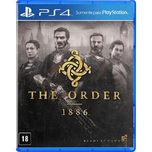 Jogo The Order: 1886 – Ps4