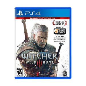 The Witcher III: Wild Hunt  - PS4 (Usado)