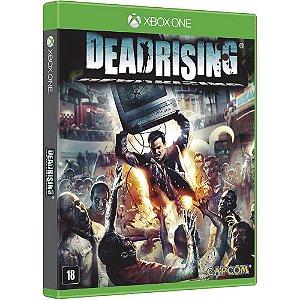 Jogo DEADRISING - Xbox One (Usado)
