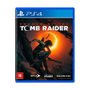 Jogo Shadow of The Tomb Raider - PS4 (Pré Venda)
