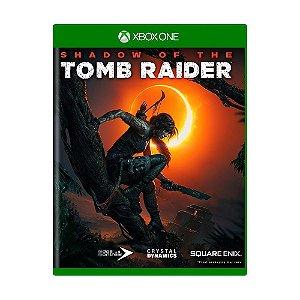 Jogo Shadow of The Tomb Raider - Xbox One  (Pré Venda)