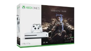 Console Xbox One S 500GB Bundle Shadow War