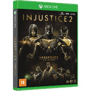 Jogo Injustice 2: Legendary Edition - Xbox One
