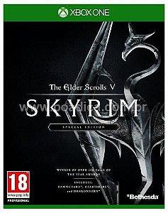 Jogo The Elder Scrolls V: Skyrim (Special Edition) - Xbox One