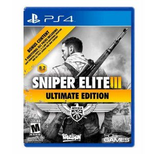 Jogo Sniper Elite III (Ultimate Edition) - PS4