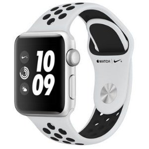 Watch Nike+ GPS 42mm Prata - Apple
