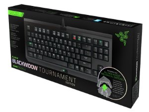 TECLADO RAZER BLACKWIDOW TOURNAMENT EDITION