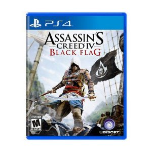 Assassins Creed Iv: Black Flag - Ps4