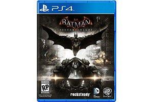 Jogo Batman Arkham Knight Ps4 ( Usado )