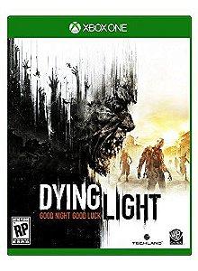 Jogo Dying Light - Xbox One ( Usado )