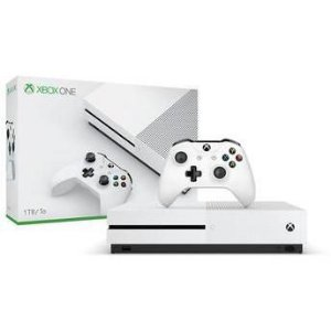 Console Xbox One S 1TB - Microdoft