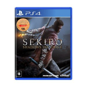 Jogo Sekiro: Shadows Die Twice - PS4