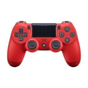 Controle Dualshock 4 Red - PS4