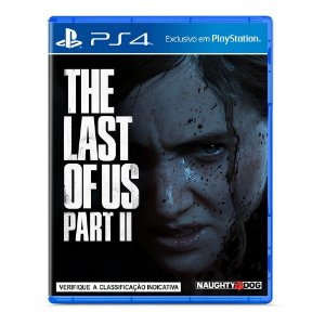 Jogo The Last Of Us II - Ps4