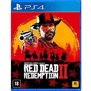 Jogo Red Dead Redemption 2 - Ps4 Usado