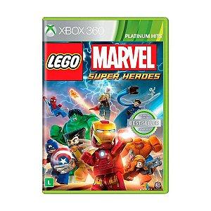 Jogo LEGO Marvel Super Heroes - Xbox 360 Usado