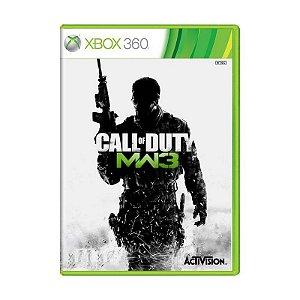 Jogo Call of Duty: Modern Warfare 3 (MW3) - Xbox 360