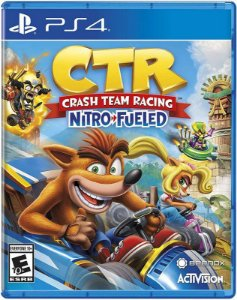 Jogo Crash Team Racing Nitro-Fueled - PS4 Usado