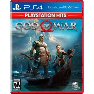 Jogo God of War - PS4 ( Hits )