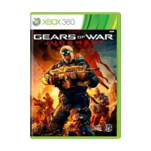 Jogo Gears Of War Judgment - Xbox 360 (Usado)