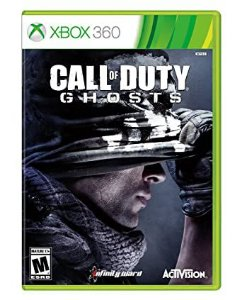 Jogo Call Of Duty Ghosts - Xbox 360 (Usado)
